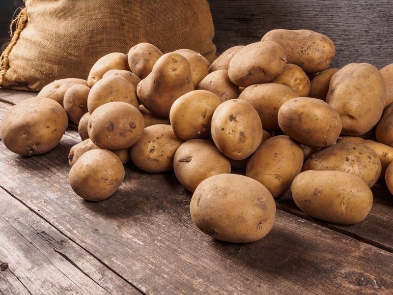 toxic potato