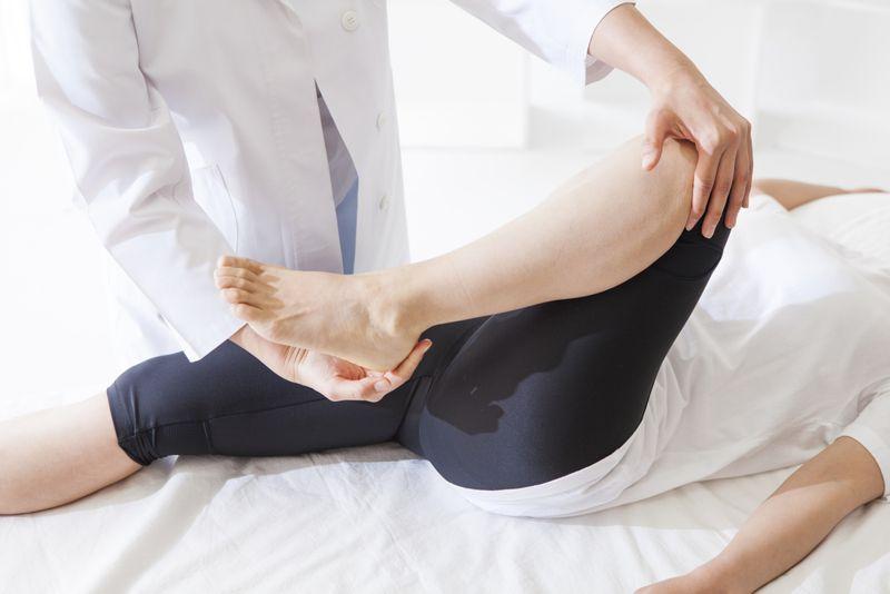 stretches Piriformis syndrome