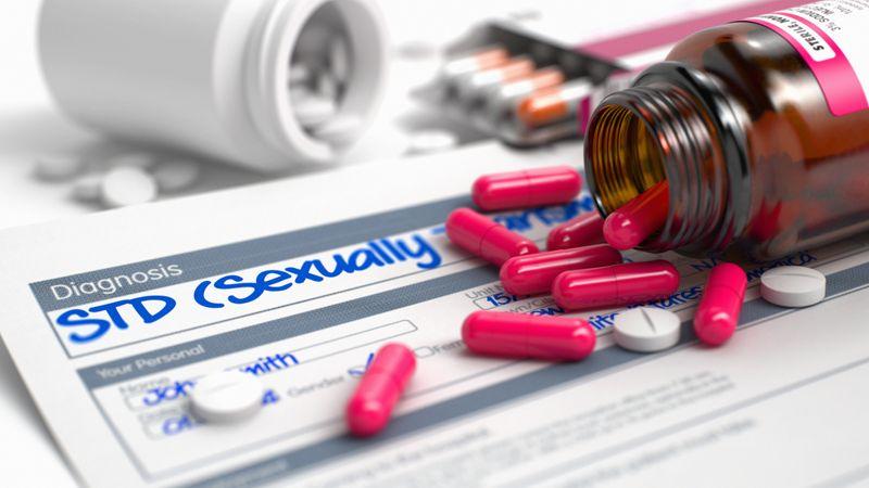 infertility STI STD