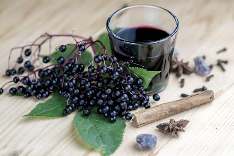toxic berries