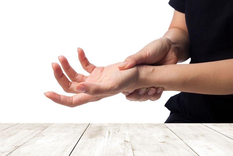 joints lymphedema