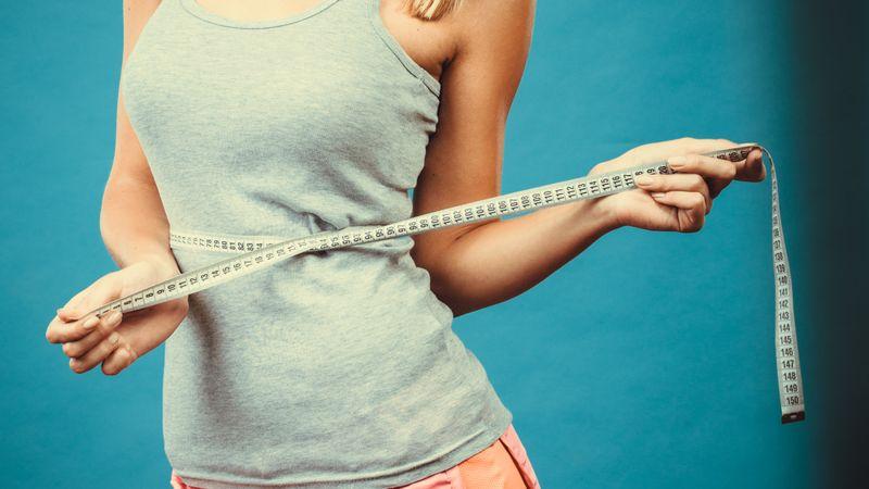 weight loss intertrigo