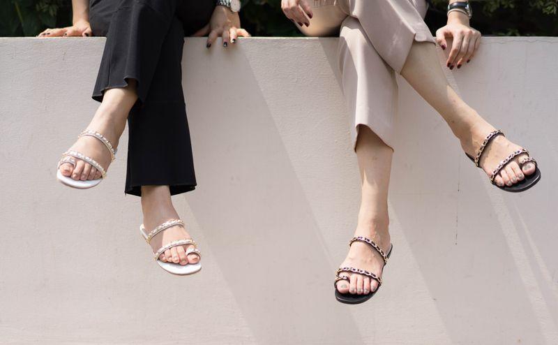 shoes intertrigo