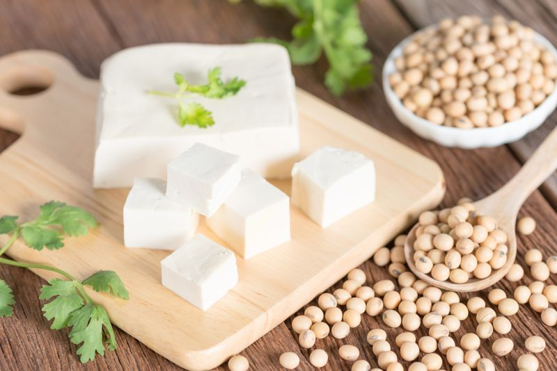 tofu and cancer