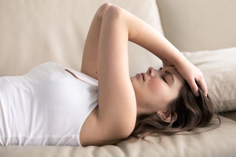 fatigue PMS