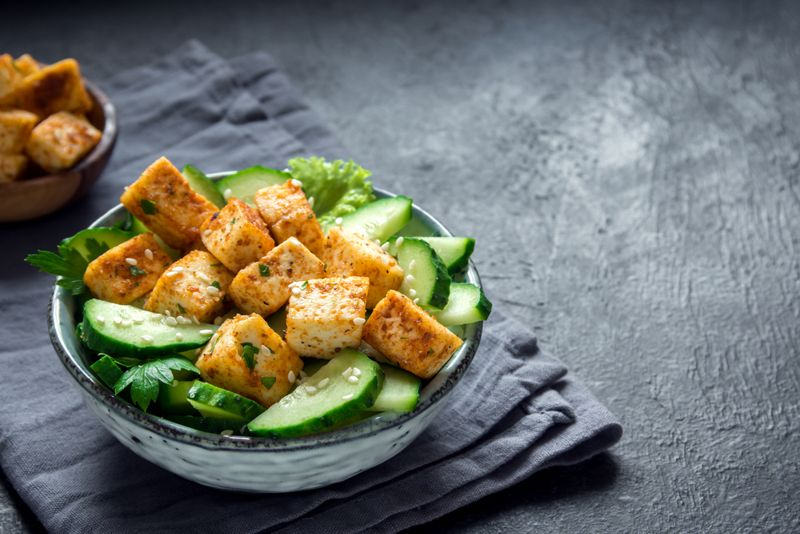 weight loss tofu