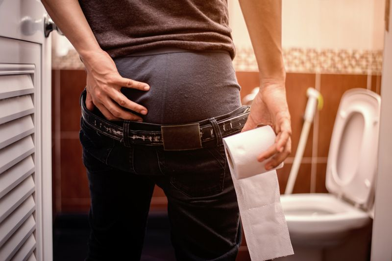 diarrhea ehrlichiosis