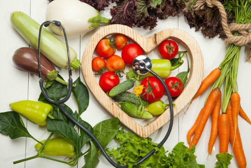 veggies Colonoscopy