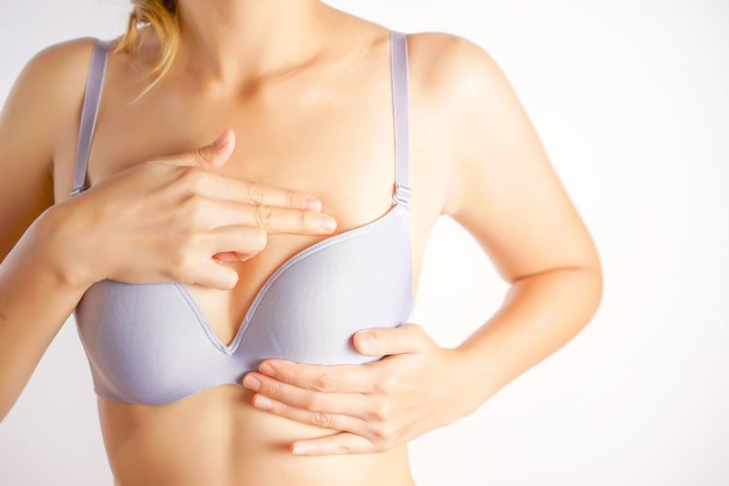 breasts Galactorrhea