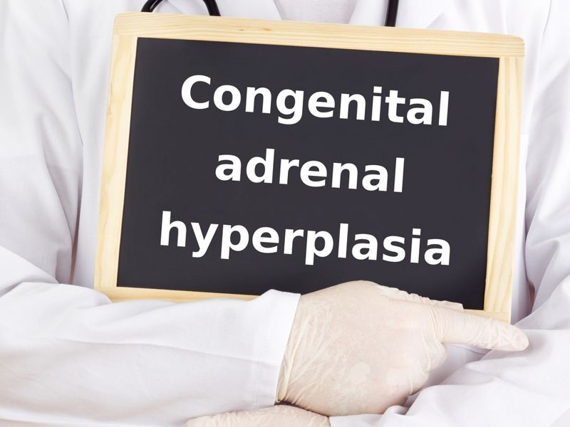 10 Symptoms and Treatments for Congenital Adrenal Hyperplasia (CAH)