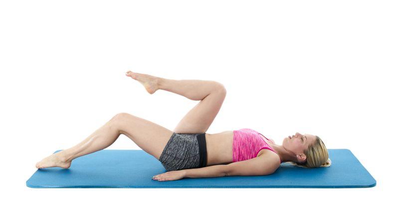 leg lifts hip replacement