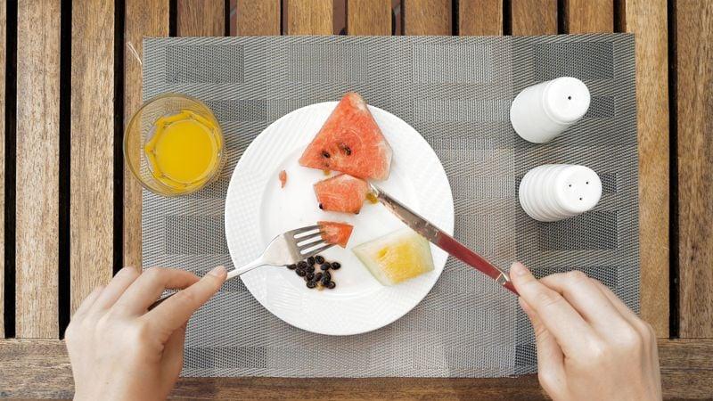 smaller meals