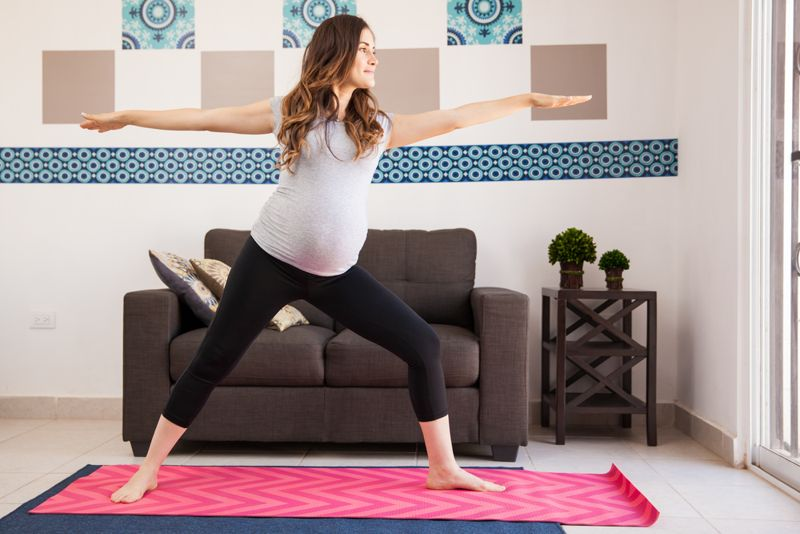 exercise for back pain pregnancy