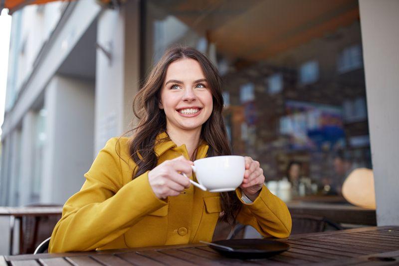 coffee estrogen deficiency
