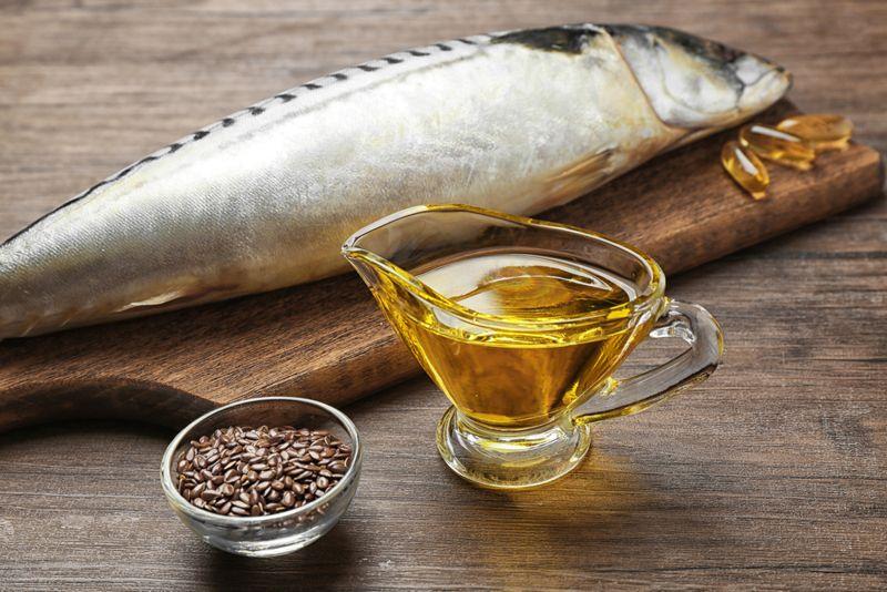 fish oil Celiac