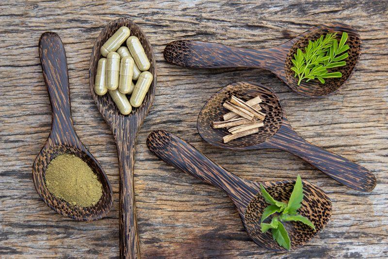 supplement estrogen deficiency