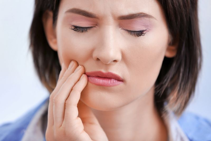 burning mouth syndrome pain