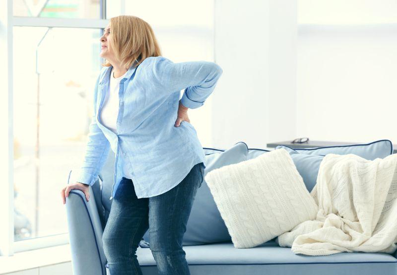 back pain Cervical Dysplasia