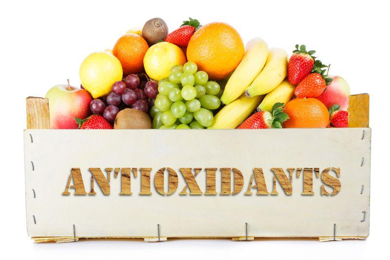 antioxidants Vegan