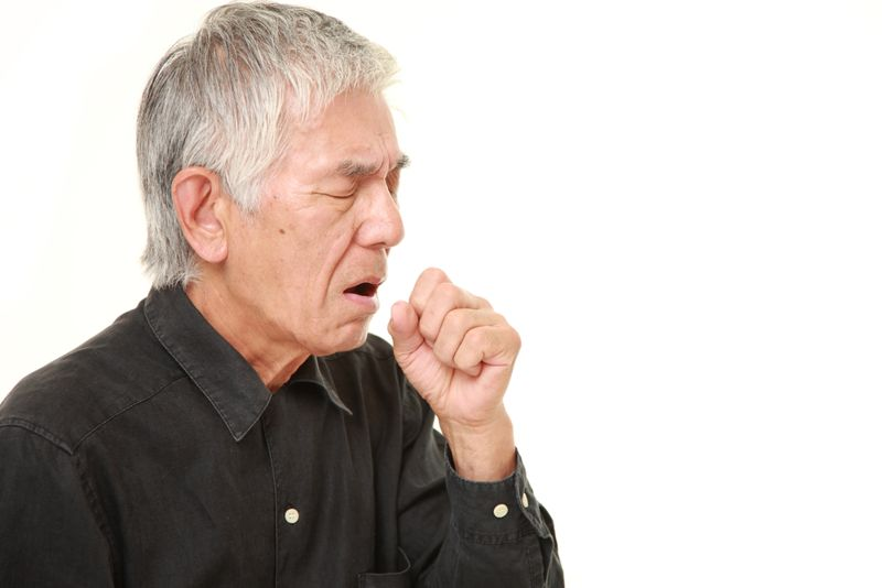 coughs Idiopathic Pulmonary Fibrosis