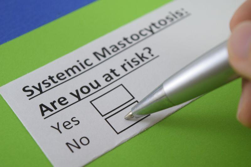risk of Mastocytosis