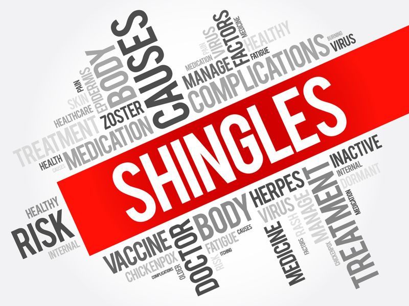 10 Signs of Shingles