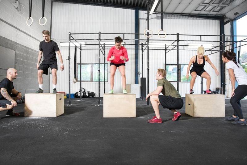 succeeding at CrossFit