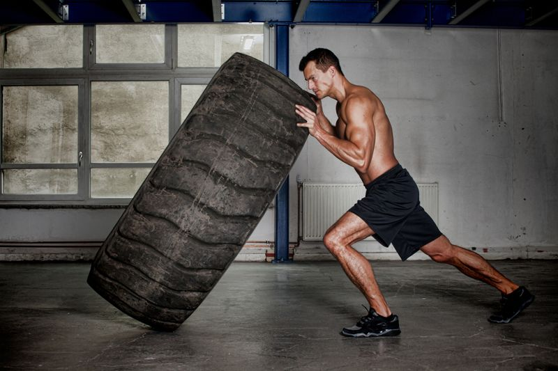 routine CrossFit