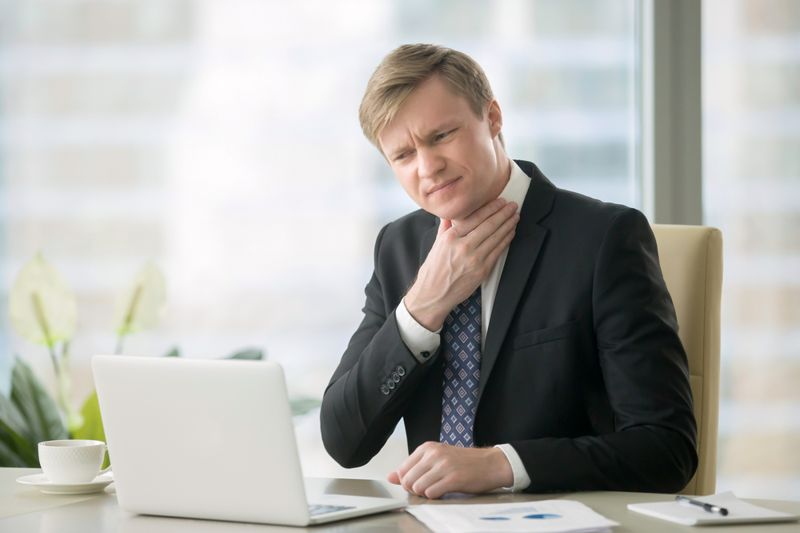 swallowing CTE