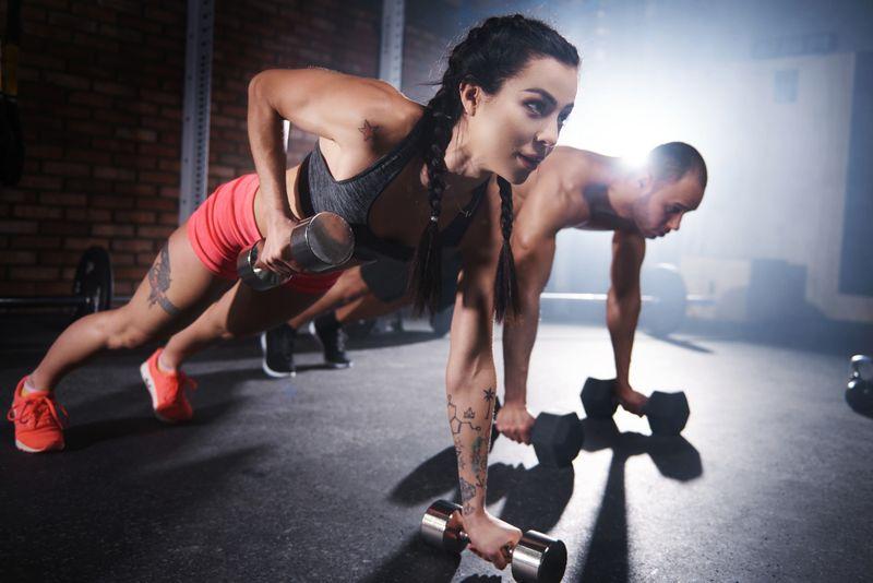 CrossFit tips