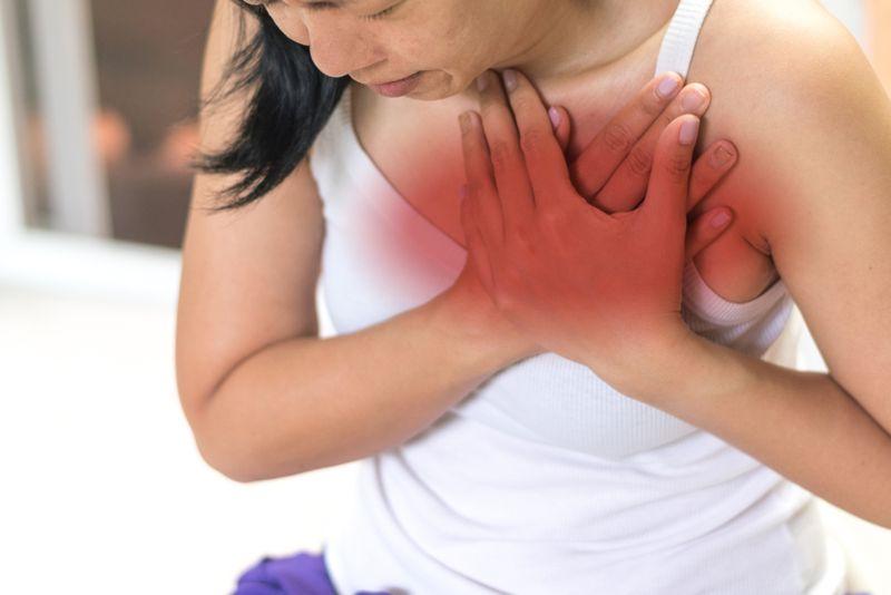 chest pain Cardiomyopathy