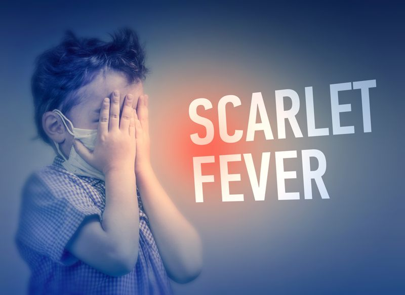 10 Symptoms and Treatments of Scarlet Fever