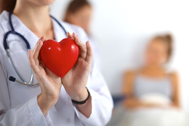 Niacin heart disease