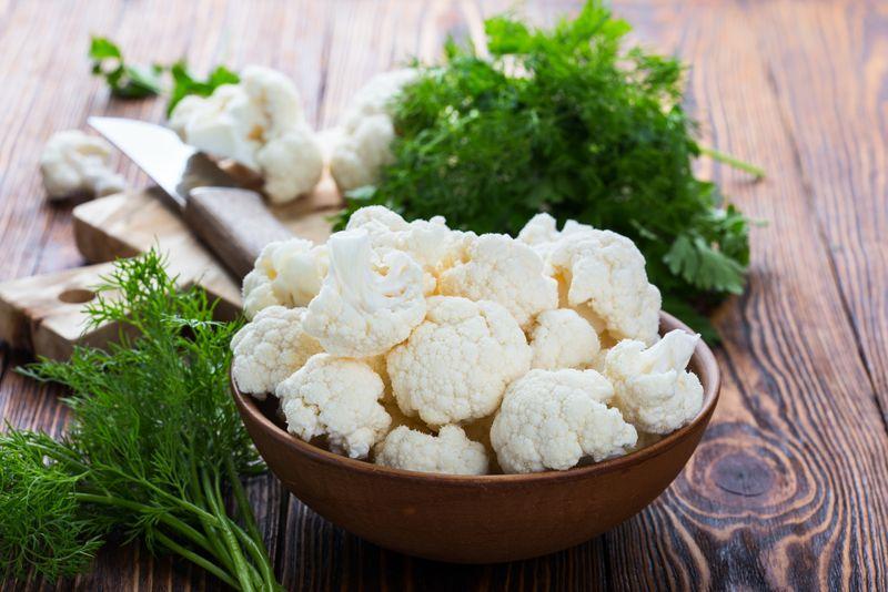 fighting cancer Cauliflower