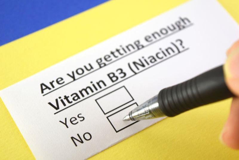 vitamins Niacin