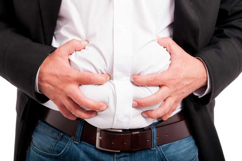 weight loss gastric ulcer