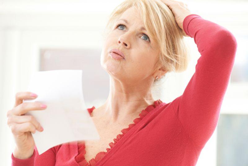 Menopausal Symptoms