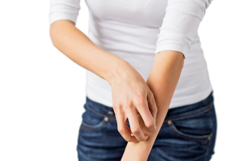 Symptom: Itchy or Irritated Skin