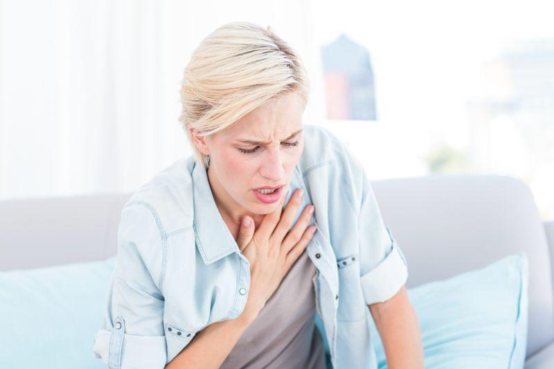breathing Histoplasmosis