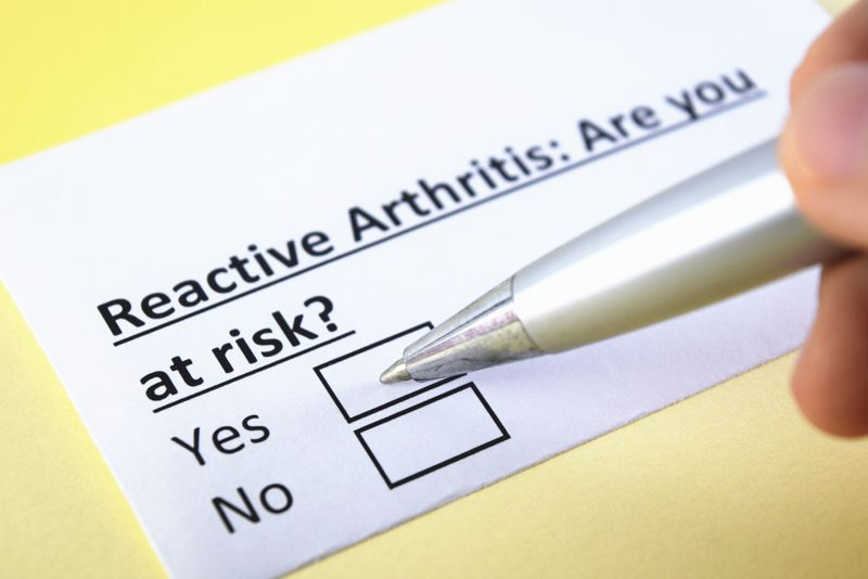 Symptoms, Causes, and Treatments of Reactive Arthritis