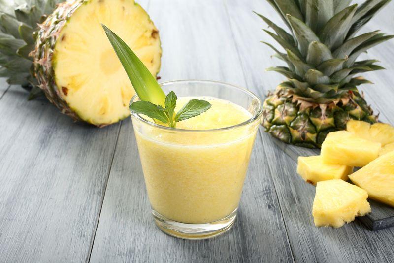 Pineapple for bone health