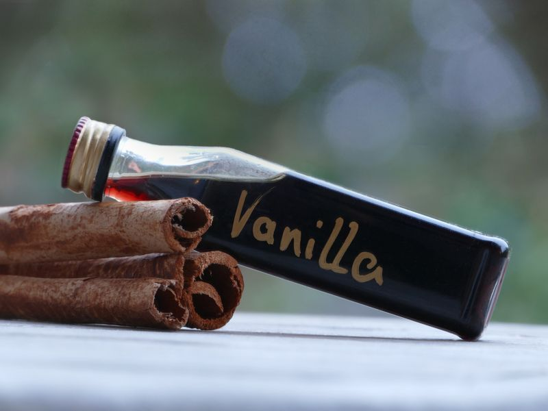 weight loss Vanilla extract