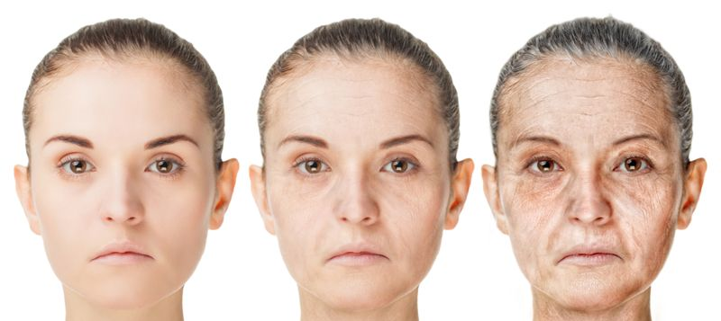 3: Slow the aging process