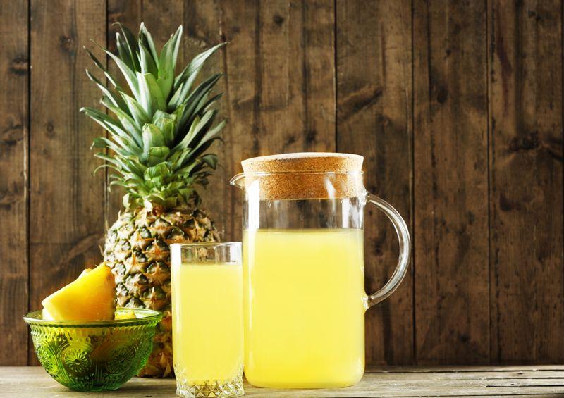 healing Pineapple