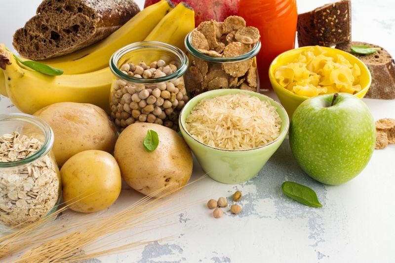 essential nutrients Macronutrients
