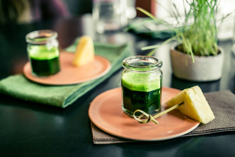 Adding wheatgrass to your diet