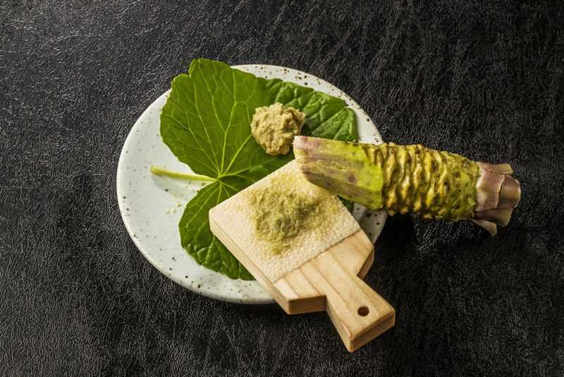 Aids in Weight Loss Wasabi