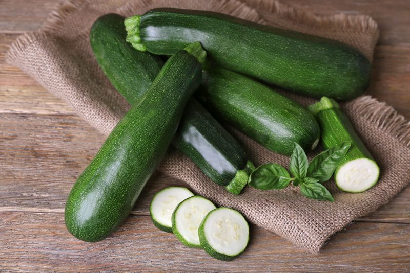 Aids in Weight Loss Zucchini