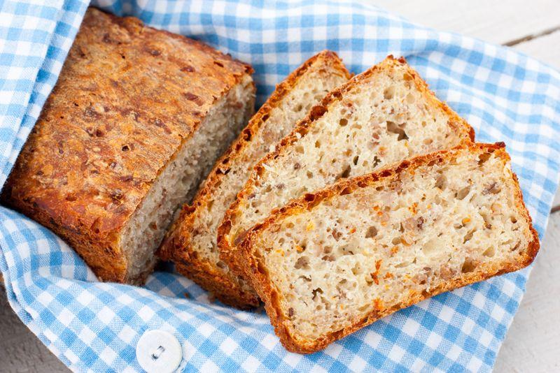Bake with Buckwheat Flour