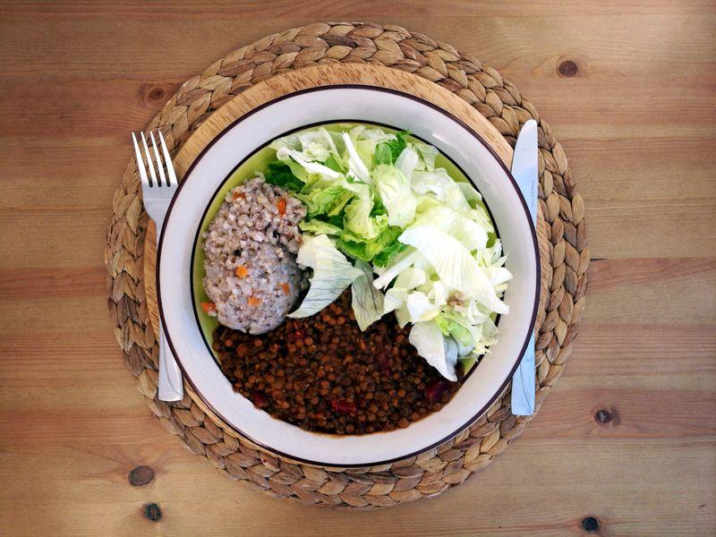 Balances a macrobiotic diet